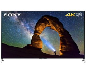 $799.98 Sony XBR55X900C 55-Inch 4K Ultra HD TV