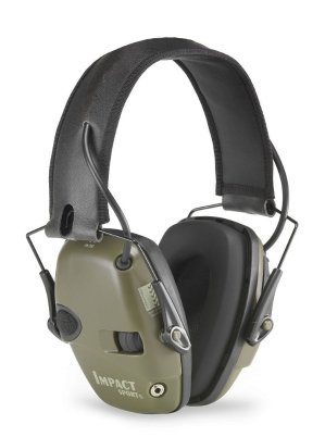 Honeywell Howard Leight Impact Sport Sound Amplification Electronic Earmuff