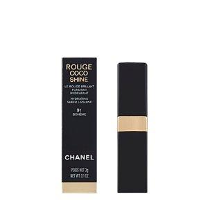 Sasa.com: Chanel, ROUGE COCO Hydrating Sheer Lipshine #91 BOHÈME (3 g)