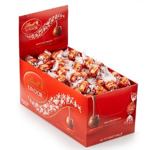 Milk LINDOR Truffles 120-pc Box