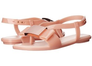 $59.99 Melissa Shoes Flat Lovely On Sale @ 6PM.com