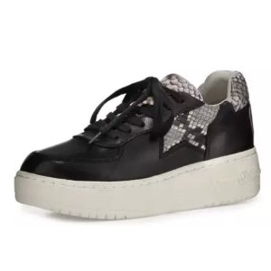 Ash Fool Platform Leather Sneaker