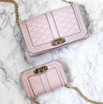 Up To 50% Off + Extra 25% Off Baby Pink Handbag Sale @ Rebecca Minkoff