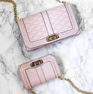 Up To 70% Off Baby Pink Handbag Sale @ Rebecca Minkoff