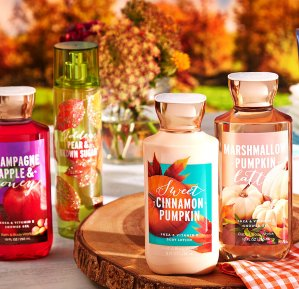 Buy 3 Get 3 Free Signature Collection Body Care @ Bath & Body Works