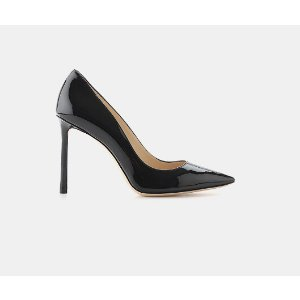 Jimmy Choo Romy 100 Patent Leather Pointy Toe Pump Pumps | ELEVTD Free Shipping & Returns