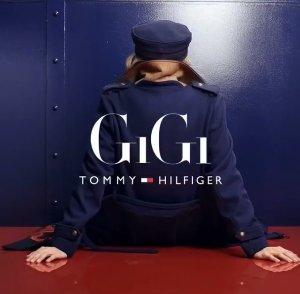 From $135 Gigi X Tommy Hilfiger @ Tommy Hilfiger
