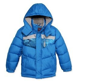$15.99 Kids Puff Coat and Jackets @ macys