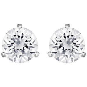 Solitaire Pierced Earrings - Jewelry - Swarovski Online Shop