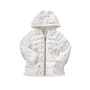 Star Puffer Jacket at Crazy 8