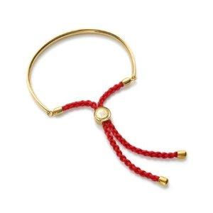 Gold Vermeil Fiji Bracelet, Monica Vinader, bracelet, fiji, jewellery