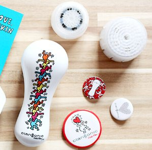 Clarisonic SPECIAL EDITION KEITH HARING MIA 2 - POP with User Guide