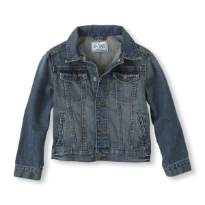 Boys Long Sleeve Denim Jacket | The Children's Place