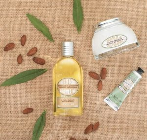 Up to 50% OFF Summer Time Favorites @L'Occitane