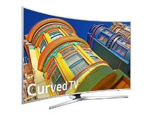 $1297.99 Samsung 65 Inch Curved 4K UHD Smart TV