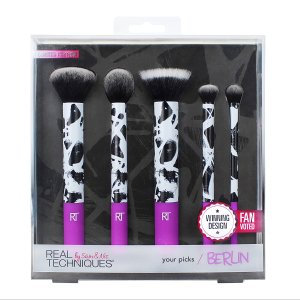 Real Techniques Your Picks Make Up Brush Set