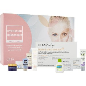 ULTA Moisturizer Skincare Sampler Box | Ulta Beauty