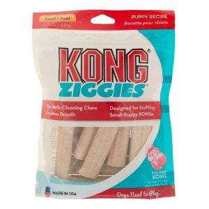 KONG Ziggies Puppy Dental Dog Treats, Small, 7 Oz | Jet.com