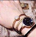 Buy 1, Get 2nd 60% Off Anne Klein Bracelets & Watch Set on Sale @ macys.com