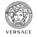 Versace Logo Motif Wool Scarf @ Saks Off 5th