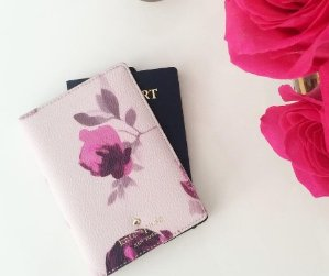 From $35.25 Passport Holders @ kate spade