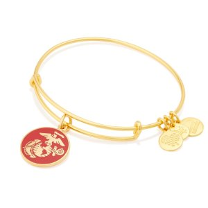 US Marine Corps Charm Bracelet | ALEX AND ANI