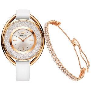 Crystalline Oval Set - Watches - Swarovski Online Shop