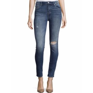Earnest Sewn - Blake Faded Distressed Jeans - saksoff5th.com