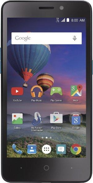 8GB ZTE Midnight Pro 5
