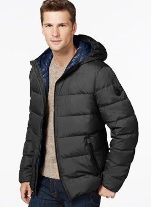 MICHAEL Michael Kors Down Packable Jacket