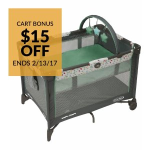 Graco Pack 'n Play On The Go Playard - Lambert