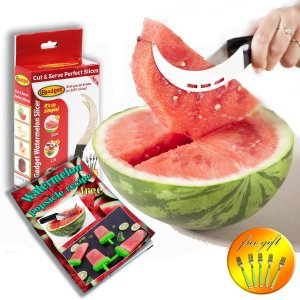 $10.15 I-Do Gadget Watermelon Slicer Corer