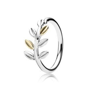 Laurel Leaves Ring | PANDORA Jewelry US