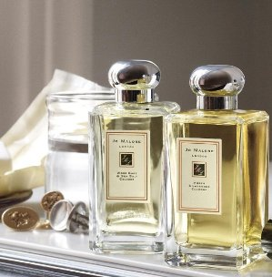 Get two deluxe samples of Peony & Blush Suede Cologne and Blackberry & Bay Body CrèmeWith any $65 purchase @ Jo Malone London