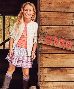 Extra 25% off Friends & Family Sale + Extra 25% Off Clearance Kids Apparel Sale @ OshKosh.com