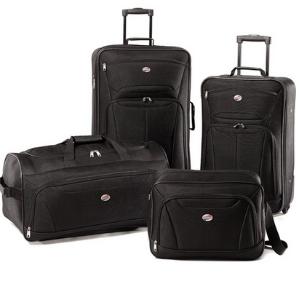 American Tourister Fieldbrook II Four-Piece Luggage Set