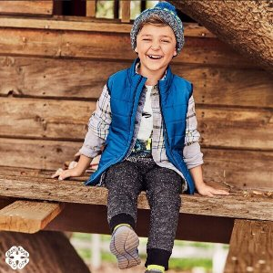 Ends Tonight! + Up to 60% Off + Extra 20% Off $50 Fall Together Kids Apparel Sale @ OshKosh BGosh
