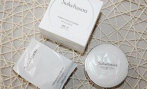 美容产品测评让皮肤白皙如木莲-雪花秀木莲花致美润白气垫粉底测评