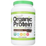 Orgain Organic Plant Based Protein Powder, Creamy Chocolate Fudge, 2.03 Pound