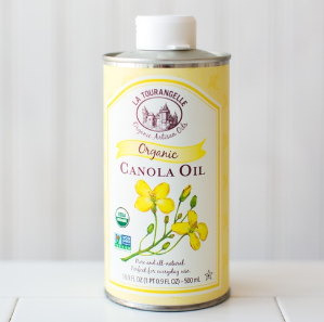$8.86 La Tourangelle Organic Canola Oil, 16.9 Ounce