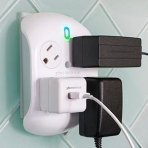 $11.23 360 Electrical 36036 Revolve Surge Protector with Rotating Outlets