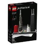 LEGO Architecture Chicago 21033 Building Kit