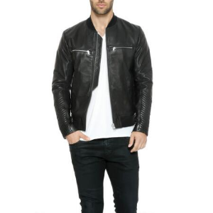 Soia Kyo Leather Jacket - View All Men's - Clearance - Wilsons Leather