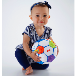 Shakira First Steps Collection Move 'n Groove Soccer Ball | BrandsInfant | Fisher Price