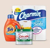 Free $10 Gift Card When You Buy 3 Household Essentials @ Target.com