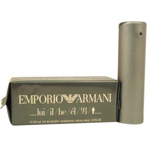 Giorgio Armani Emporio Armani for Men Eau de Toilette Spray, 3.4 oz - Walmart.com