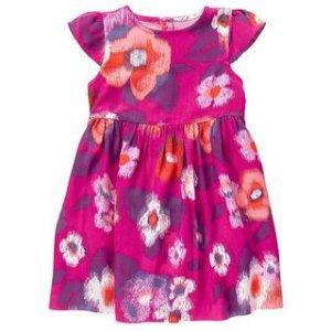 Floral Dress at Crazy 8