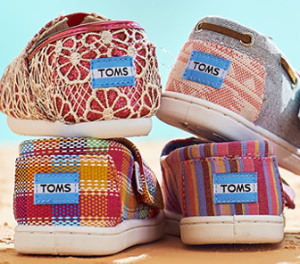 Up tp 40% Off Toms Shoes & Accessories for Women,Men and Kids