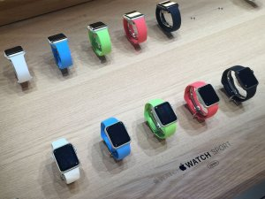 42mm $219 Apple Watch Sport (various colors)
