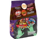 Hershey's Halloween Trunk or Treat Variety Bag, 250 Pieces - Walmart.com